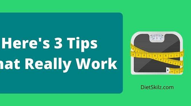 Real Weight Loss Tips That Work