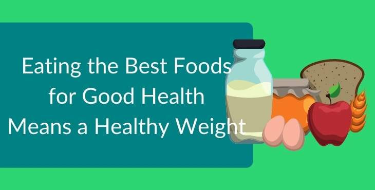 20 Best Foods For Good Health