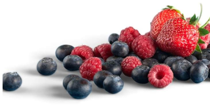 Berries For Good Health