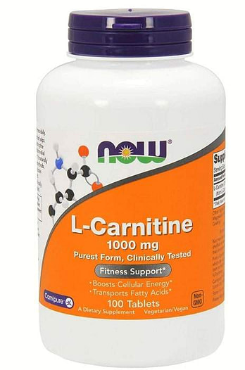 L-Carnitine Fitness Support