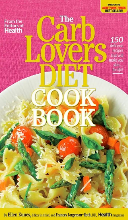 The carb lovers diet cook book