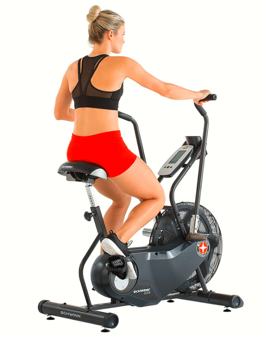 Schwinn AD6 Airdyne Exercise Bike With Moving Arms