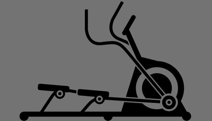 image of an elliptical machine