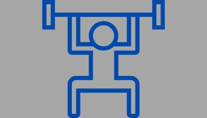 how to build muscle naturally icon image
