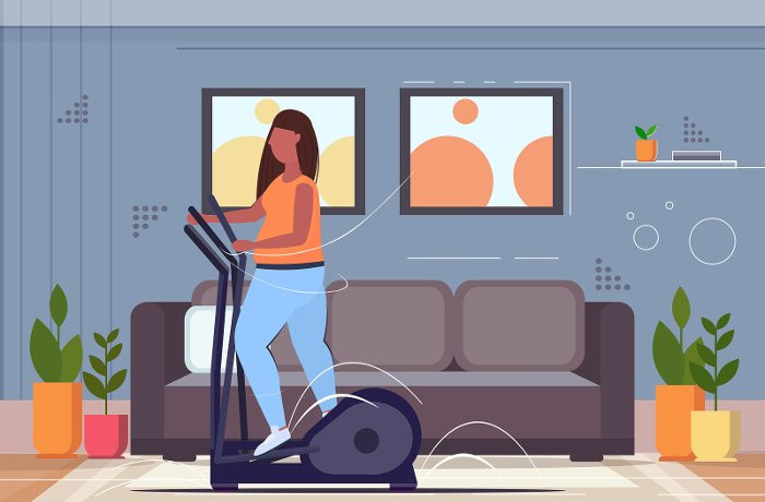 What exercises should i do for weight loss includes this home exercise equipment