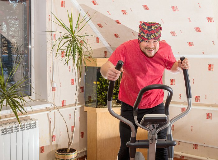 How much weight can you lose on an exercise bike