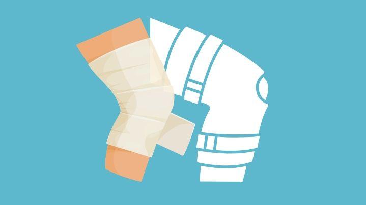 Knee Wraps vs Knee Sleeves