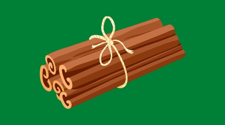 bundle of cinnamon sticks to lower blood sugar levels