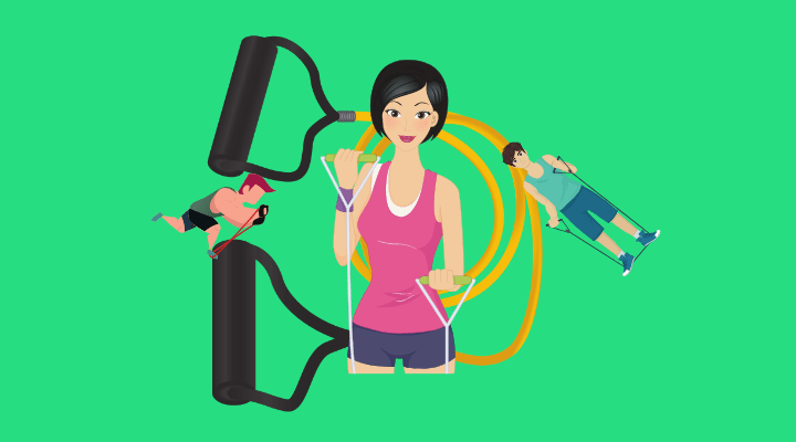 Feature image for what are resistance bands
