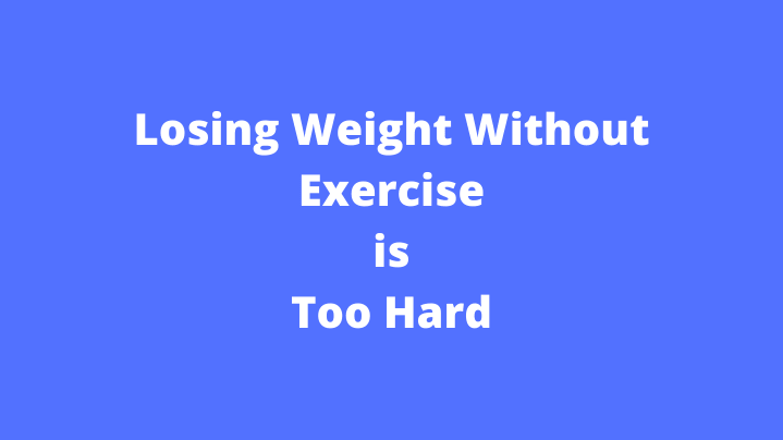 Working Out To Lose Weight